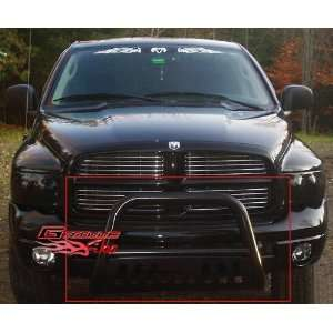 06 08 Dodge Ram 1500 Bull Bar Black Coated Carbon Steel