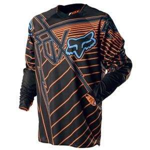 Fox Racing Platinum Vamplifier Jers [Black/Orange] S Black