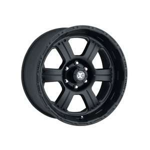 Pro Comp Xtreme Alloys Series 7089 Black Finish Size 17x8