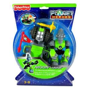 Fisher Price Year 2007 Planet Heroes Basic Series 5 1/2
