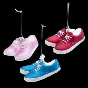 NOBLE GEMS GLASS LOWCUT SNEAKERS ORNAMENT SET