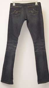 Adriano Goldschmied AG The Ballad Slim Boot Cut Blue Maternity Denim
