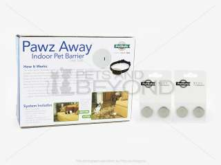 INDOOR WIRELESS INSTANT DOG FENCE PET BARRIER ZND 1200