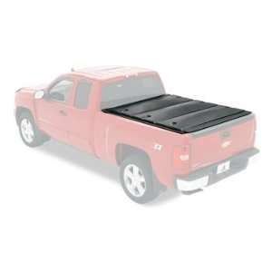 Bestop 42711 01 BestRail Black Hard Tonneau Cover for 6.5