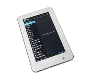 New 7 Android 4.0 Tablet PC HDMI 5 point Capacitive Screen WIFI 3G