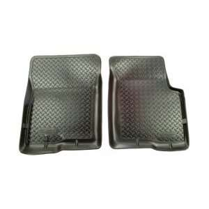Husky Liners Classic Style 2012 Jeep Liberty Front Floor Liners  BLACK