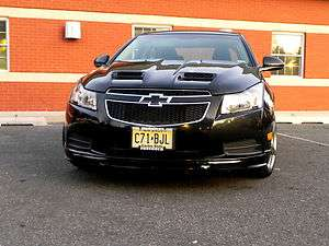 2011 2012 2013 Chevrolet Cruze Lightweight Power Ram Air Hood Predator