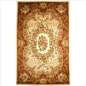 Safavieh CL223A 9 Classics Collection Handmade Ivory and