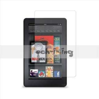 3X Clear LCD Screen Protector Cover Film Guard for  Kindle Fire