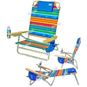 Big Kahuna Folding Beach Chair   Extra Wide & Tall