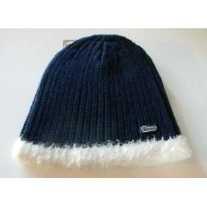 St. Louis Rams Reebok Womens Ribbed Knit Beanie Hat