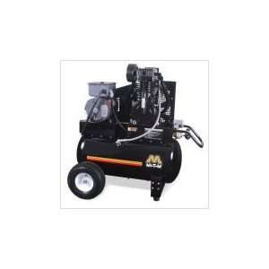 Mi T M 5 HP Electric Two Stage Portable Air Compressor