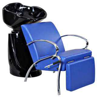 New Sturdy Salon Shampoo Chair & Bowl Unit SU 21XP