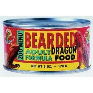 Zoo Med Laboratories Bearded Dragon Food 6 Ounces   ZM 72