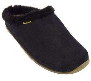 Deer Stags Microsuede Womens In/Outdoor Slipperooz Slippers w/Faux Fur