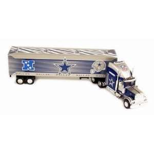 2004 Dallas Cowboys Semi DieCast Tractor Trailor Truck 1