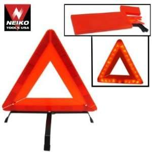 Folding Safety Warning Reflector for Roadside Emergency, Vehicle Sign