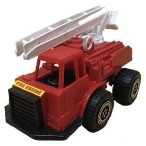 Fire Rescue   Fire Engine Truck Toy with Ladder Ages 3