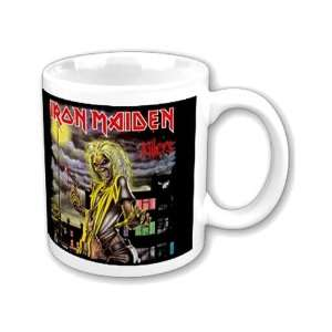EMI   Iron Maiden mug Killers Music