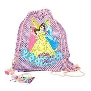COUNT) DISNEY PRINCESS SLING BAG TOTE   PARTY FAVORS