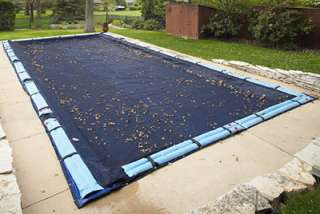 Arctic Armor Leaf Net Cover In Ground Pool   all sizes