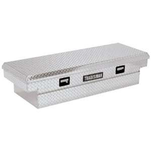 Tradesman TALF568 60 Bright Aluminum Cross Bed Tool Box
