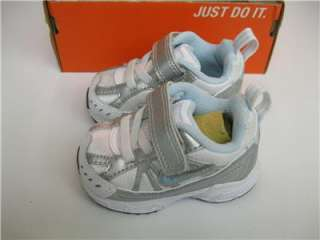 NIKE (TD) TODDLER GIRLS SHOES NEW LITTLE DART 6 SZ 2 C