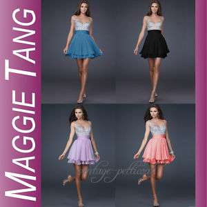 Short Formal Prom Party Ball Homecoming Gown Dress 6 16