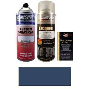 Blue Pearl Spray Can Paint Kit for 2003 Mitsubishi Montero Sport (T11