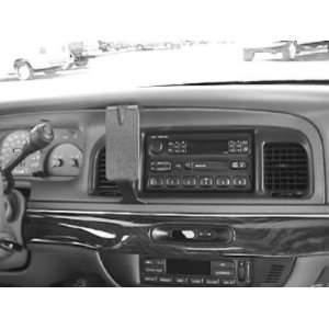 CPH Brodit Ford Crown Victoria Brodit ProClip Center mount