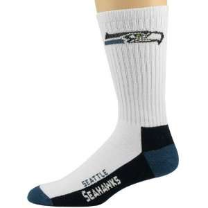 NFL Seattle Seahawks Mens Crew Socks