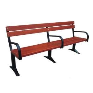 Other Brands Commercial Grade Park Bench Patio, Lawn