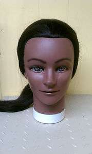 Hair Practice Mannequin with Standing Base/ Cosmetology Tools