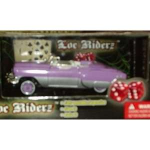 Loc Riderz 54 Bel Air Convertible 132 Scale Toys