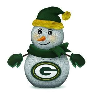 Pack of 2 NFL Green Bay Packers LED Lighted Christmas