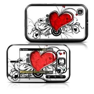 My Heart Design Protective Skin Decal Sticker for Nokia