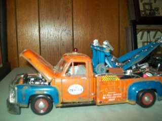 1953 Ford F 100 Junk Yard Wrecker Custom Built LQQK 1/18
