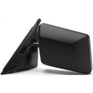 Door Mirror, Manual, Black, Drivers Side (Paint To Match) Automotive