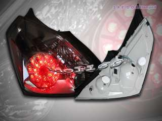 2008 2010 NISSAN ALTIMA 2DR COUPE LED TAIL LIGHTS 2009