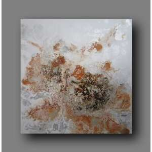 Decorative Abstract Modern Oil Painting 5 Bang Art