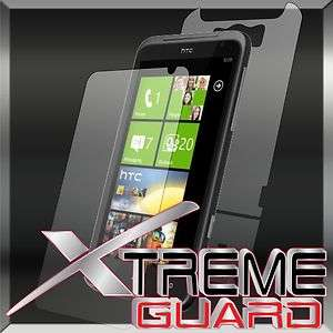 HTC Titan FULL BODY Invisible LCD Screen Protector Case Shield by