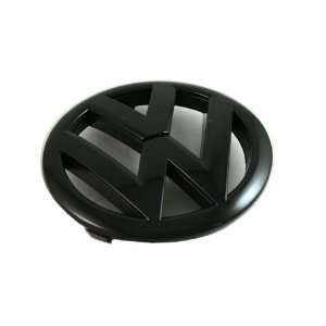 Black Front Grille Emblem Badge for Vw Mk6 Golf Gti Jetta Sportwagen