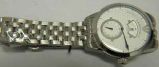Emporio Armani AR4603 Meccanico Stainless Steel Watch