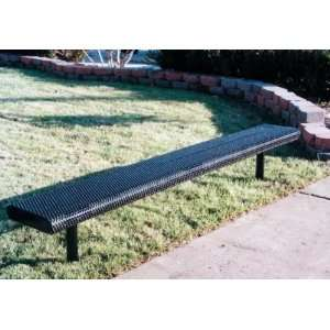 Webcoat Innovated Rolled Style 6Ft. Bench without Back