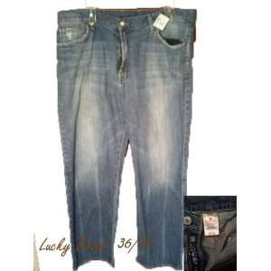 Lucky Brand Mens Jeans Size 36/33