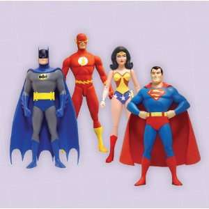 Super Friends Series 3 Action Figures by DC Direct Toys & Games