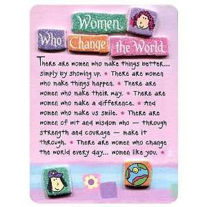 Blue Mountain Arts Women Mini Easel Print Arts, Crafts