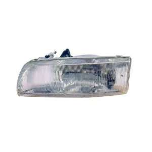 Toyota Previa Passenger Side Replacement Headlight