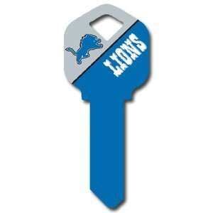 Detroit Lions Quick Set Key   NFL Football Fan Shop Sports
