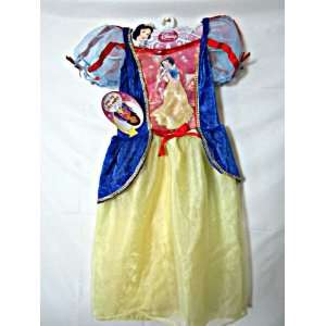 Disney Snow White Light up Dress Costume Size 4 6x Toys